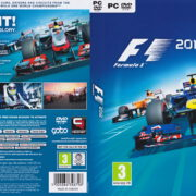 F1 2012 (2012) EU PC DVD Cover & Label