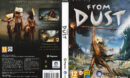 From Dust (2011) CZ/SK PC DVD Covers & Label