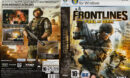 Frontlines: Fuel of War (2008) CZ/SK PC DVD Cover & Labels