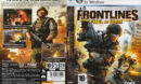 Frontlines: Fuel of War (2008) EU PC DVD Cover & Labels