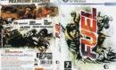 FUEL (2009) EU PC DVD Cover & Label
