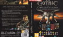 Gothic Complete Collection (2012) CZ/SK PC DVD Cover & Labels