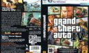 Grand Theft Auto IV (2008) EU PC DVD Cover & Labels