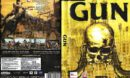 GUN (2005) CZ/SK PC DVD Cover & Label
