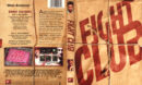 FIGHT CLUB (1999) R1 DVD COVER COVER & LABELS