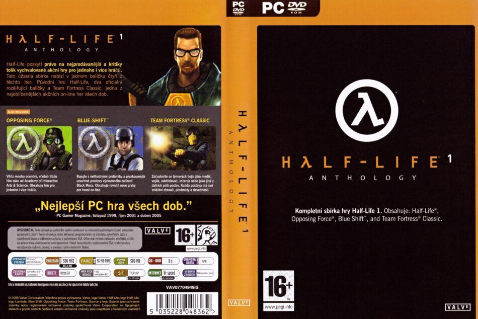 Half-Life 1 Anthology Download Free