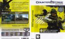 Counter-Strike: Source (2004) EU PC DVD Cover & Label