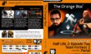 The Orange Box (2007) CZ PC DVD Cover & Labels