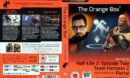 The Orange Box (2007) EU PC DVD Cover & Labels