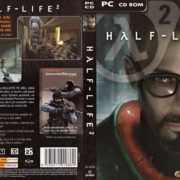 Half-Life 2 (2004) CZ PC DVD Cover & Labels