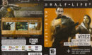Half-Life 2 - GOTY (2005) CZ PC DVD Cover & Label