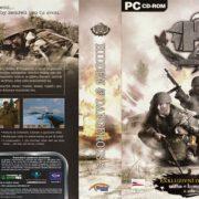 Hidden & Dangerous 2 (2003) CZ PC DVD Covers & Labels