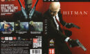 Hitman: Absolution (2012) EU PC DVD Cover & Labels