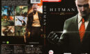 Hitman 4: Blood Money (2006) CZ PC DVD Cover & Label