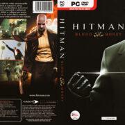 Hitman 4: Blood Money (2006) CZ PC DVD Cover & Label