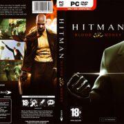 Hitman 4: Blood Money (2006) EU PC DVD Cover & Label