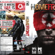 Homefront (2011) US PC DVD Cover & Label