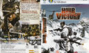 Hour of Victory (2008) CZ/SK PC DVD Cover & Label