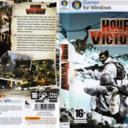 Hour of Victory (2008) EU PC DVD Cover & Label
