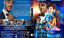 Spies in Disguise (2019) R1 Custom DVD Cover & Label
