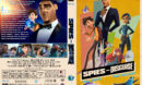 Spies in Disguise (2019) R1 Custom DVD Cover & Label V2