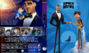 Spies in Disguise (2019) R1 Custom DVD Cover & Label V3