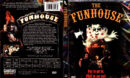 THE FUNHOUSE (1981) R1 DVD COVER & LABEL