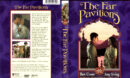 THE FAR PAVILIONS (1984) R1 DVD COVER & LABELS