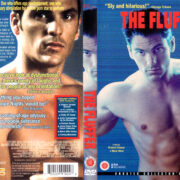 THE FLUFFER UCE (2001) R1 DVD COVER & LABEL