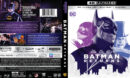 Batman Returns (1992) 4K UHD Blu-Ray Cover