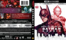 Batman & Robin (1997) 4K UHD Blu-Ray Cover