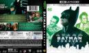 Batman Forever (1995) 4K UHD Blu-Ray Cover