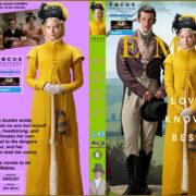 Emma (2020) RB Custom Blu-Ray Cover & Label