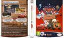 Cars Toon Mania: Burákovy povídačky (2010) CZ/SK PC DVD Cover & Label