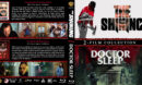 The Shining / Doctor Sleep Double Feature R1 Custom Blu-Ray Cover & Labels