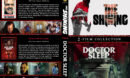 The Shining / Doctor Sleep Double Feature R1 Custom DVD Cover & Labels