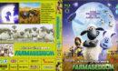 Shaun The Sheep: Farmageddon (2020) RB Custom Blu-Ray Cover & Label