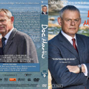 Doc Martin - Series 9 (2019) R1 Custom DVD Cover & Labels