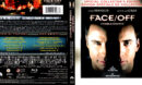 FACE/OFF SCE (1997) R1 BLU-RAY COVER & LABELS