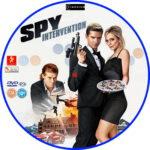 Spy Intervention (2020) R2 Custom DVD Label