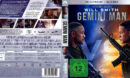 Gemini Man (2019) R2 Custom German 4K UHD Blu-Ray Covers & Label