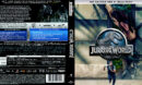 Jurassic World (2018) R2 Custom German 4K UHD Blu-Ray Covers & Label