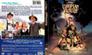 NATIONAL LAMPOON'S EUROPEAN VACATION (1985) R1 DVD COVER & LABEL