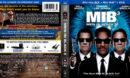 Men In Black III (2012) Blu-Ray Cover & Label
