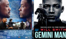 GEMINI MAN 3D (2019) CUSTOM BLU-RAY COVER & LABEL