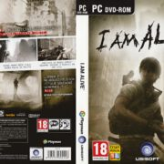 I Am Alive (2012) CZ/SK PC DVD Covers & Label