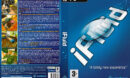 I-Fluid (2008) CZ/SK PC DVD Cover & Label