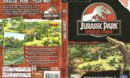 Jurassic Park: Operation Genesis (2003) EU PC DVD Cover & Label