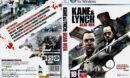 Kane & Lynch: Dead Men (2007) CZ PC DVD Cover & Label