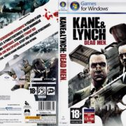 Kane & Lynch: Dead Men (2007) CZ PC DVD Cover & Label